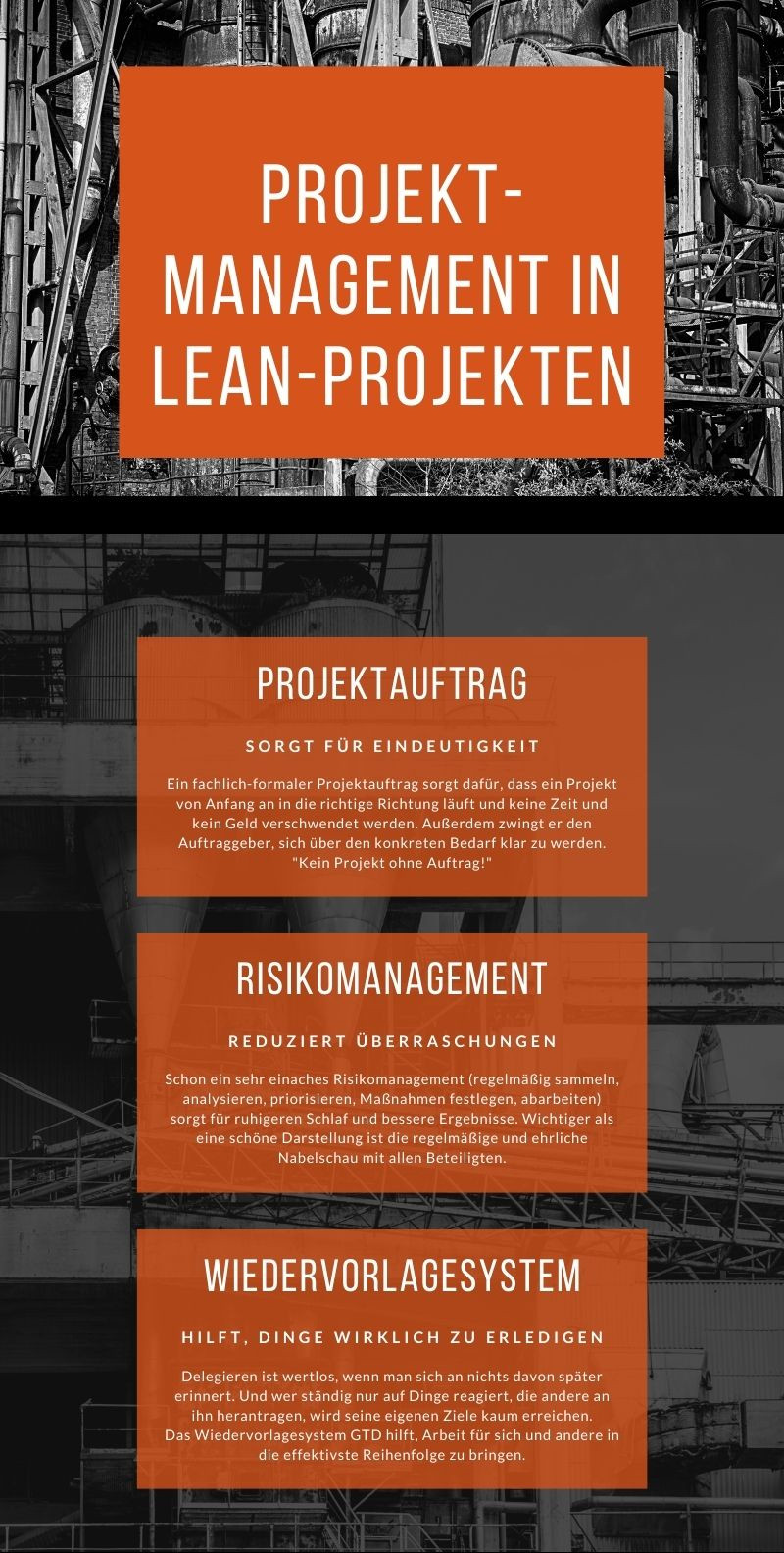 Lean Projektmanagement